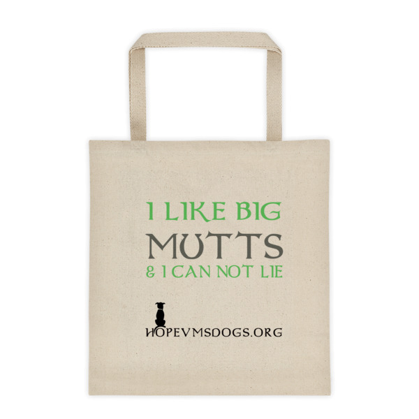 I like big mutts – Tote bag