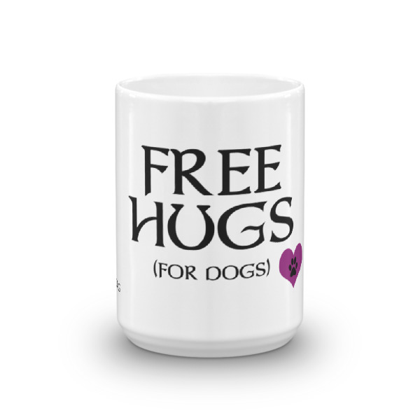Free Hugs (for Dogs) – Mug
